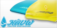 Ka'vw Custom Bodyboard|カノウ カスタムボディーボード