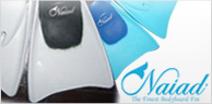 Naiad 〜The Finest Bodyboard Fins〜|ナイアド ボディーボードフィン